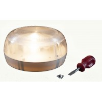 Светильник с оптико акустическим датчиком движения НББ 03-100