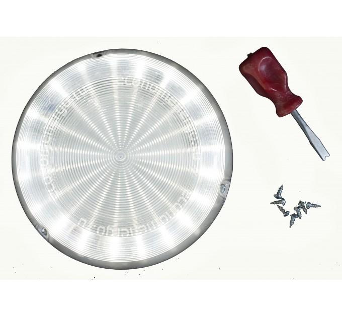 Светодиодный светильник с датчиком движения и освещенности СББ 06-12