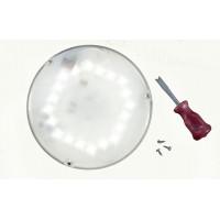 Светильник с оптико-акустическим датчиком LED SBB 06-18