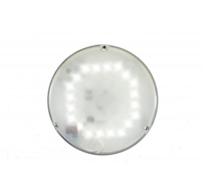 Светодиодный светильник c оптико-акустическим датчиком SBB 06-08 8 Вт IP22 4100K