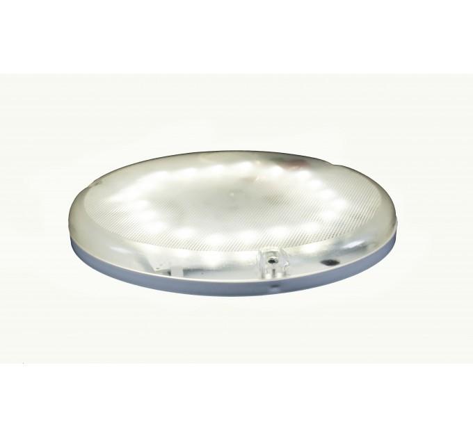 Светодиодный светильник с оптико-акустическим датчиком SBB 06-12