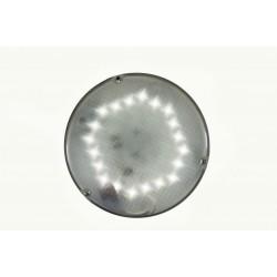 Светильник антивандальный светодиодный SBP 05-08 круглый IP32 190х22 мм 8 Вт 4100К