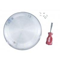 Противоударный светильник СПО 04-04